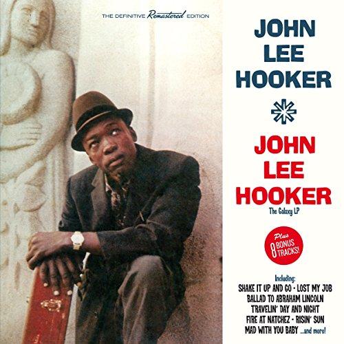 John Lee Hooker (the Galaxy Lp) (+ 8 Bonus Tracks)