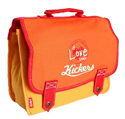 Kickers Sac à Dos Enfants, 7 L, Abricot