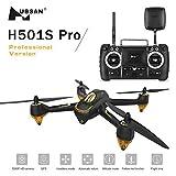 Hubsan H501S X4 PRO Brushless FPV Droni Quadricotteri GPS Fotocamera 1080P HD...