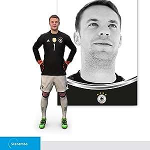 Manuel Neuer 3D Figur – DFB Offensive Home