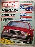 MOT - die Autozeitschrift , Heft 9/1989