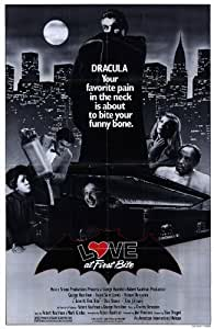 Love at First Bite 11x17 Inch (28 x 44 cm) Movie Poster