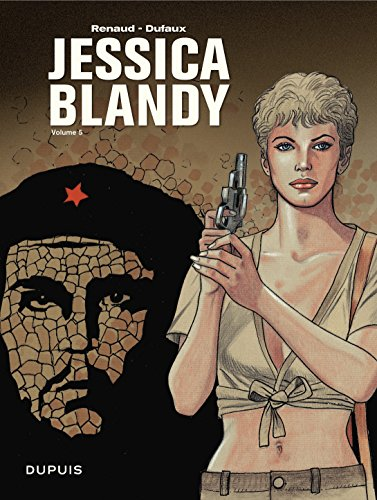 Jessica Blandy - L'intégrale - tome 5 - Magnum Jessica Blandy intégrale T5