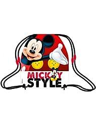 MICKEY - Bolsa multiuso gym bag de minckey mouse