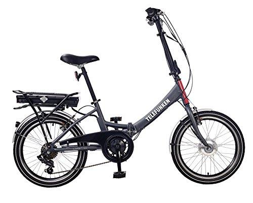 Telefunken E-Bike Klapprad - 2