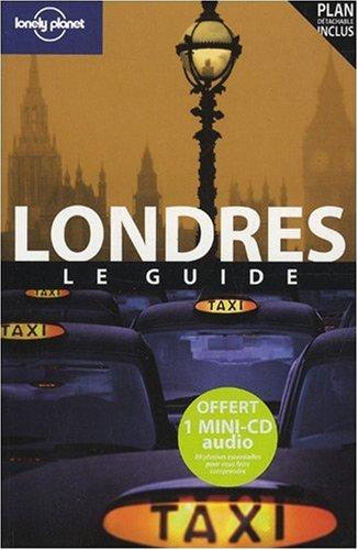 Londres : Le guide (1CD audio)
