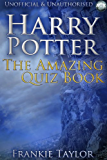 Harry Potter - The Amazing Quiz Book (English Edition)