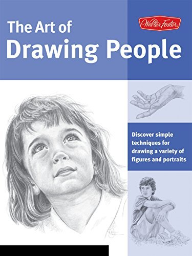 Art of Drawing People: Discover simple techniques for drawing a variety of figures and portraits (Collector's Series) by Debra Kauffman Yaun (2008-04-01)