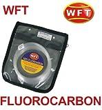 WFT Fluorocarbon Vorfach Schnur 50m (0,60mm-1,20mm), Durchmesser:0.6mm