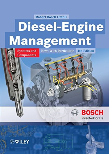[Diesel-Engine Management] (By: Robert Bosch GmbH) [published: March, 2006]