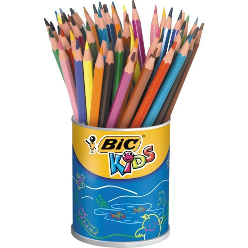 bic-kids-evolution-lapices-de-colores-60-unidades-multicolor