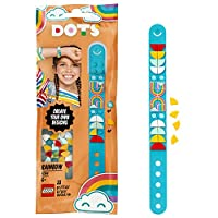 LEGO DOTS Rainbow Bracelet for age 6+ years old 41900