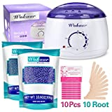 Best Home Waxings - Wax Kit Heater Hair Removal Waxing Kit Rapid Review