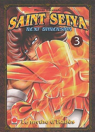 Saint Seiya Next Dimension - Le myth d'Hades Vol.3