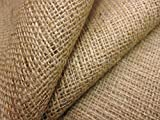 5 Metres of Quality 40 Wide x 10oz Hessian by John Tate