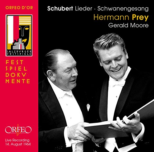 Schubert / Schwanengesang