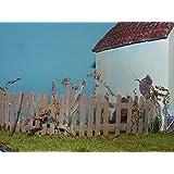 Echelle 1/35–pour clôture en bois