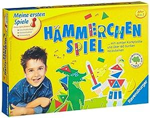 Ravensburger 4005556214228 Juguete de Habilidad motora - Juguetes de Habilidades motoras, Madera, Child, Niño/niña, 4 año(s), 7 año(s)