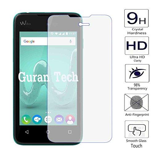 Guran® Displayschutz Glasfolie für Wiko Sunny Smartphone Hartglas Schutzfolie Film