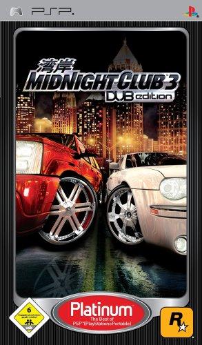 Rennspiele Psp (Midnight Club 3: DUB Edition)