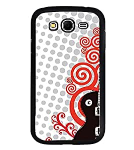 Fuson Premium 2D Back Case Cover Stylish Guitar With Multi Background Degined For Samsung Galaxy Grand i9080:::Samsung Galaxy Grand i9082