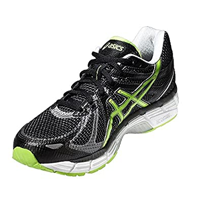 Asics GT- 2000 Black Grey Green Men Running Shoes Solyte Dynamic Duomax from Asics