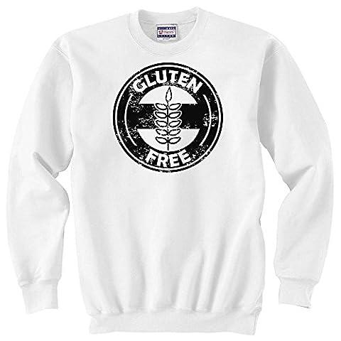 Gluten free artwork Unisex Sweater XX-Large