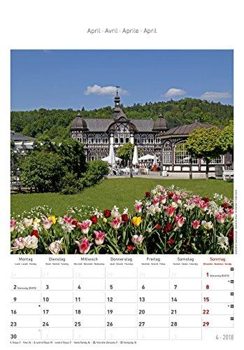 Thüringen 2018 - Bildkalender (24 x 34) - Landschaftskalender - 6