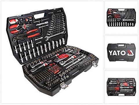 'Yato yt-3894–Werkzeuge a Hand eingestellt von 1/2225USD XXL (Hinten Werkzeugkasten)