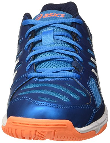 Asics Gel Beyond 5, Chaussures de Volleyball Homme Bleu