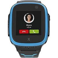 Xplora X5 NanoSIM Smartwatch für Kinder (ohne SIM) 4G - Anrufe, Nachrichten, Schulmodus, SOS Funktion, GPS Location…