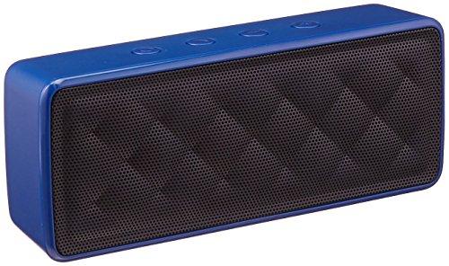 AmazonBasics - Tragbarer Bluetooth-Lautsprecher, Blau