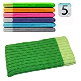 Original smartec24® iPhone 5 Socke Handysocke Stricksocke grün. 100% passgenau