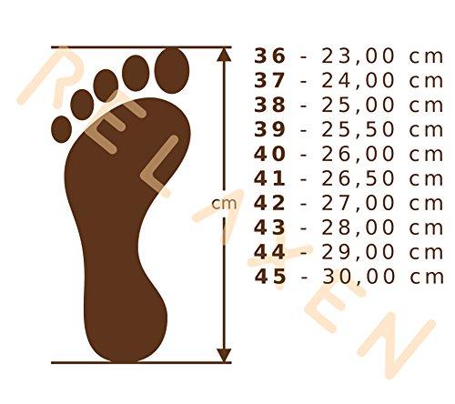 Relaxen Warme Hüttenschuhe Hausschuhe Aus Schafwolle Unisex Winter Damen Herren Pantoffeln Anti-Rutsch-Sohle Haus Stiefel mit Schnürsenkel Bogen 36-45 Graphit