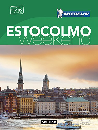 Estocolmo (La Guía verde Weekend) por Michelin