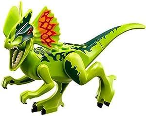 Lego jurassic world dinosaur dino dilophosaurus raptor 75916 by lego jeux et jouets - Jeux lego dino ...