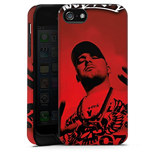 Apple iPhone X Silikon Hülle Case Schutzhülle Kool Savas Fanartikel Merchandise John Bello Story II Tough Case matt