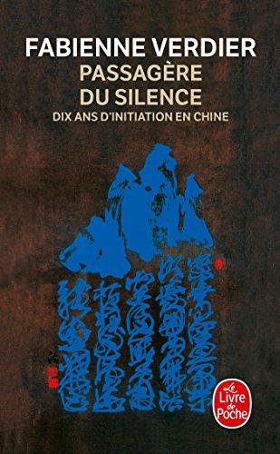 La Passagère du silence par Fabienne Verdier