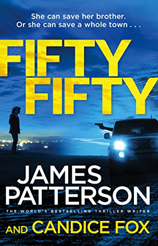 Fifty Fifty: (Harriet Blue 2) (Detective Harriet Blue Series, Band 2)