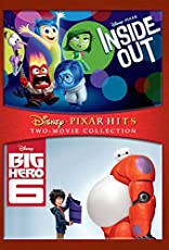 Inside Out and Big Hero 6