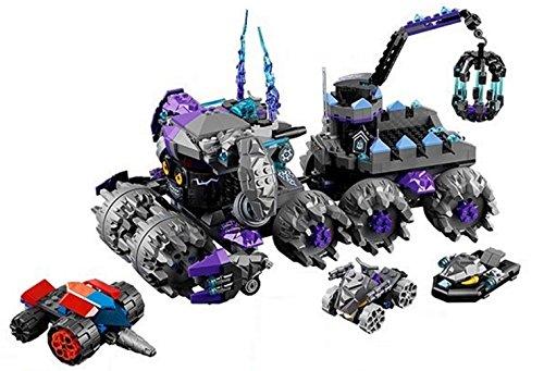 Preisvergleich Produktbild LEGO 70352 - Nexo Knights Jestros Monströses Monster-Mobil OHNE FIGUREN, Buch und Schilder!!!