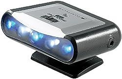 VisorTech Intelligenter TV-Simulator zur Einbrecher-Abschreckung