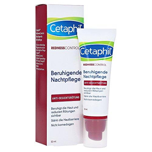 CETAPHIL RednessControl beruhigende Nachtpflege 50 ml Creme
