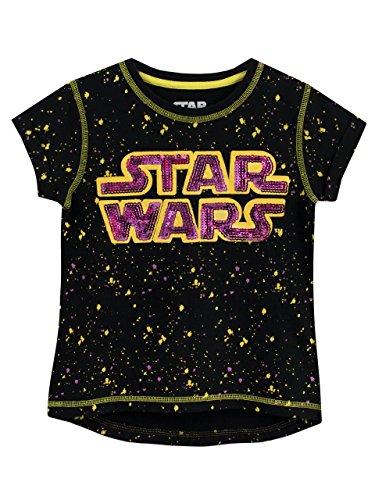 Star Wars Mädchen Star Wars T-Shirt 146 (Mädchen Aus Star Wars)