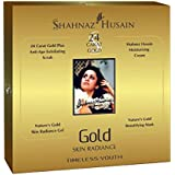 Shahnz Hussain 24 Carat Gold Facial Kit Original