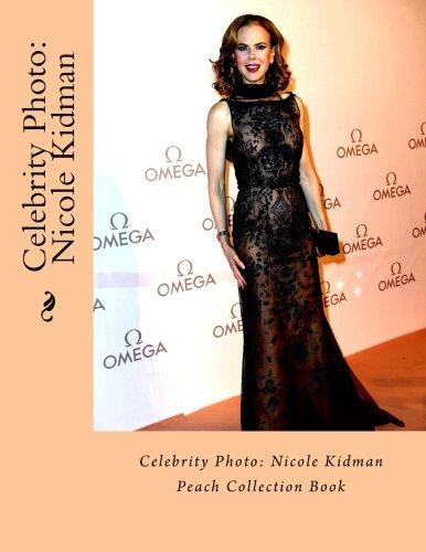 Celebrity Photo: Nicole Kidman: Peach Collection Book -