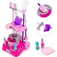 suchergebnis auf f r reinigungswagen kinder rollenspiele spielzeug. Black Bedroom Furniture Sets. Home Design Ideas