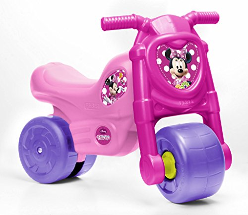 FEBER - Motofeber Minnie Jumper Correpasillo (Famosa 800009361)