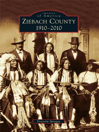 Ziebach County: 1910-2010 (Images of America) (English Edition)