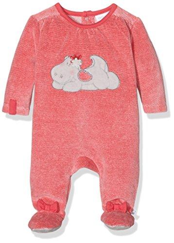 Noukies Z6861 Pyjama, Rouge, Naissance (Taille Fabricant: 0 Mois) Bébé Fille